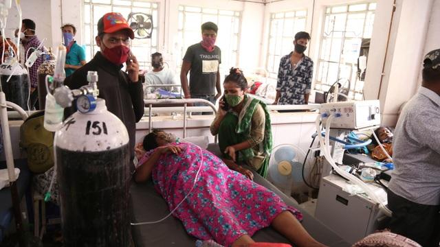Bệnh nấm đen nguy hiểm chết người đe dọa người mắc Covid-19 ở Ấn Độ - 1