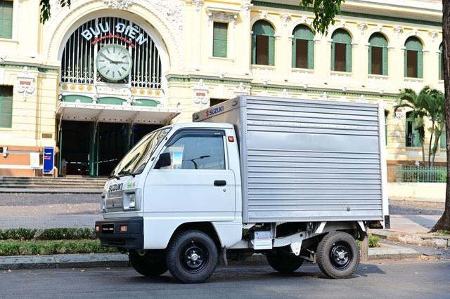 Chỉ từ 50 triệu đồng mua xe tải nhẹ, thu nhập dễ dàng gần 400 triệu đồng mỗi năm - 1