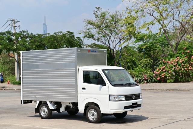 Chỉ từ 50 triệu đồng mua xe tải nhẹ, thu nhập dễ dàng gần 400 triệu đồng mỗi năm - 2