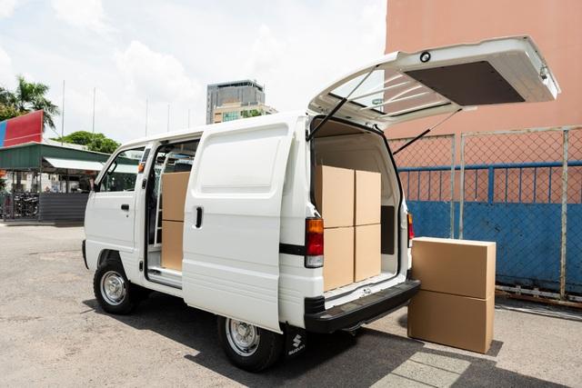 Chỉ từ 50 triệu đồng mua xe tải nhẹ, thu nhập dễ dàng gần 400 triệu đồng mỗi năm - 4