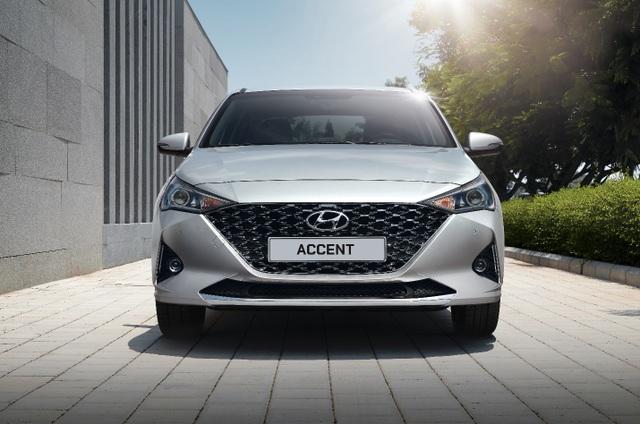 Hyundai Accent: Kiến tạo lối đi riêng - 1