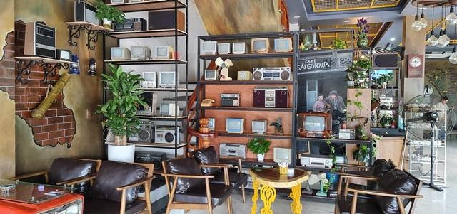Xiêu lòng với vị cà phê tại Sài Gòn xưa của ông chủ 8X xứ Kinh Bắc - 1
