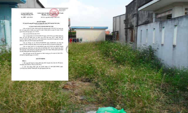 Hà Nội: Xử lý đất xen kẹt khu dân cư thông qua đấu giá - 1