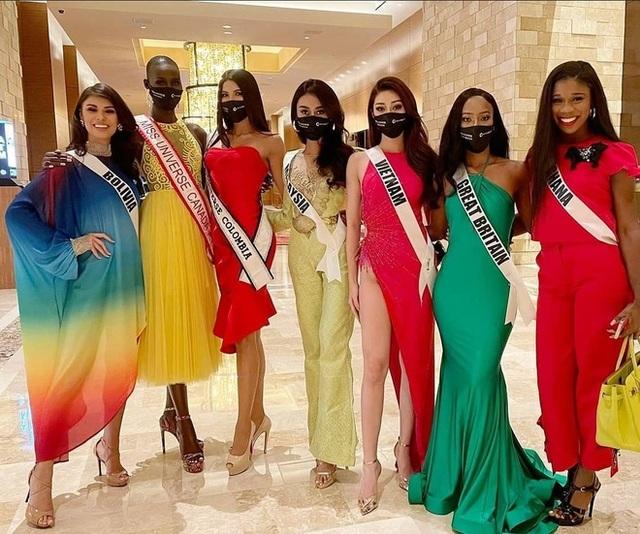 Lộ diện những thí sinh hot nhất Hoa hậu Hoàn vũ 2020 - 34