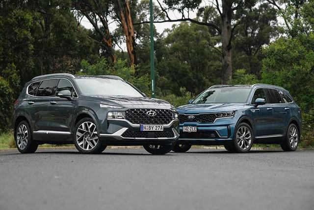 Đại lý giảm 150 triệu đồng cho Hyundai SantaFe: Dọn kho chờ bản mới? - 2