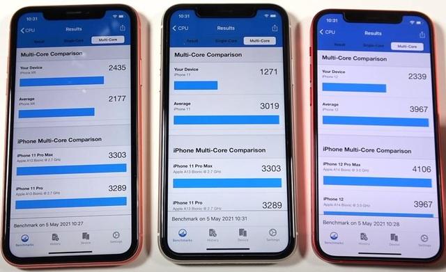 iOS 14.5.1 biến iPhone 12 thành iPhone XR - 1