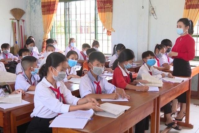 Covid - 19: Quảng Bình cho học sinh tạm nghỉ học từ ngày 11/5 - 2
