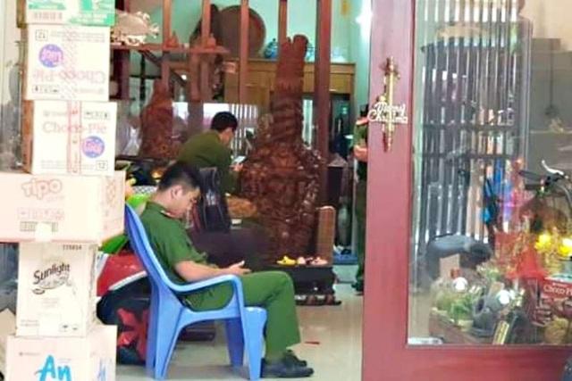 Thái Bình: Khởi tố Giám đốc chuyên tín dụng đen vì tàng trữ ma túy - 1