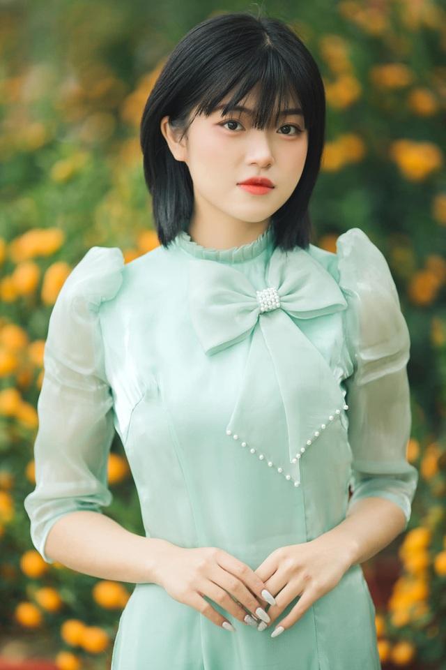 Hot girl ảnh thẻ dân tộc Giáy ngày càng xinh đẹp sau một năm nổi tiếng - 2
