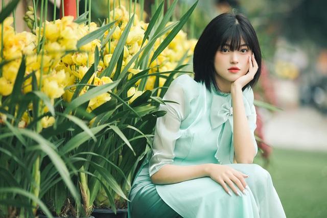 Hot girl ảnh thẻ dân tộc Giáy ngày càng xinh đẹp sau một năm nổi tiếng - 4