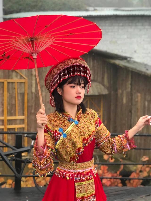 Hot girl ảnh thẻ dân tộc Giáy ngày càng xinh đẹp sau một năm nổi tiếng - 5