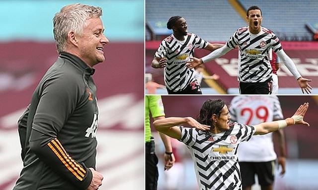 Man Utd lập kỷ lục ấn tượng sau chiến thắng trước Aston Villa - 1
