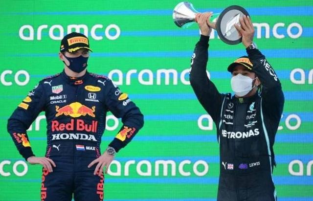 Chặng 4 mùa giải F1 2021: Hamilton đánh úp Verstappen, thong dong về đích - 6