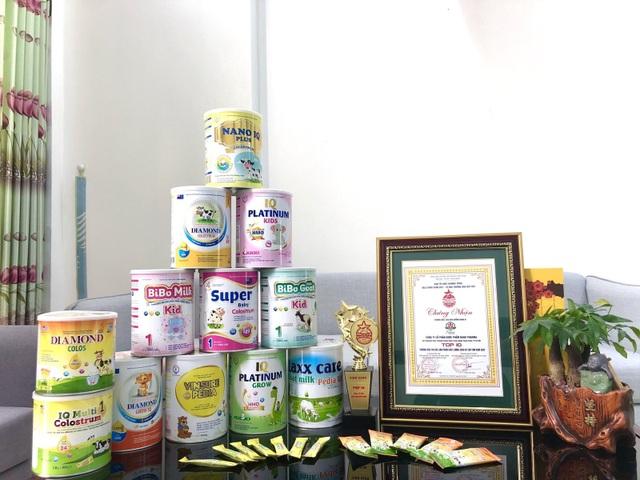 Nano Pharma chinh phục khách hàng bằng sản phẩm sữa bột chất lượng - 3