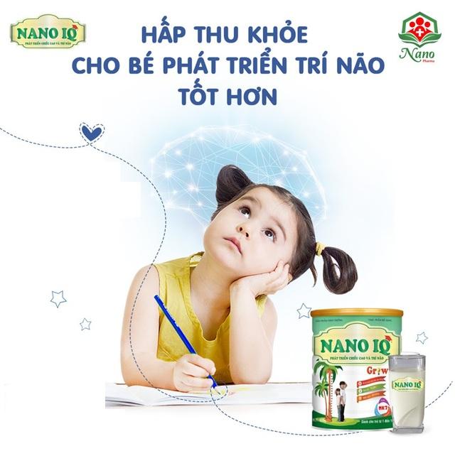 Nano Pharma chinh phục khách hàng bằng sản phẩm sữa bột chất lượng - 4