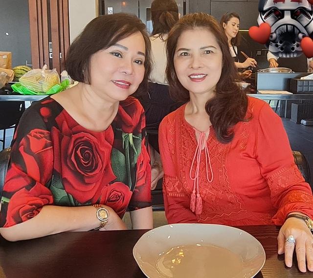 Lương Thùy Linh khoe nhan sắc của mẹ thời trẻ đẹp như Hoa hậu - 9