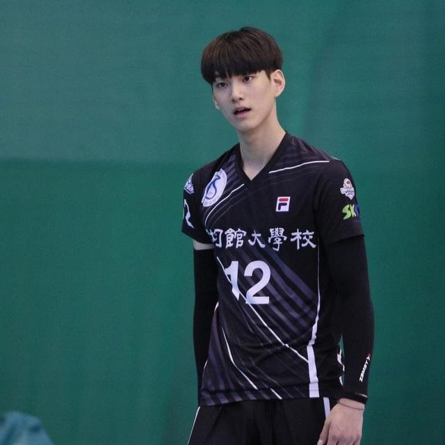 Những vận động viên Hàn Quốc có ngoại hình đốn tim người hâm mộ - 1