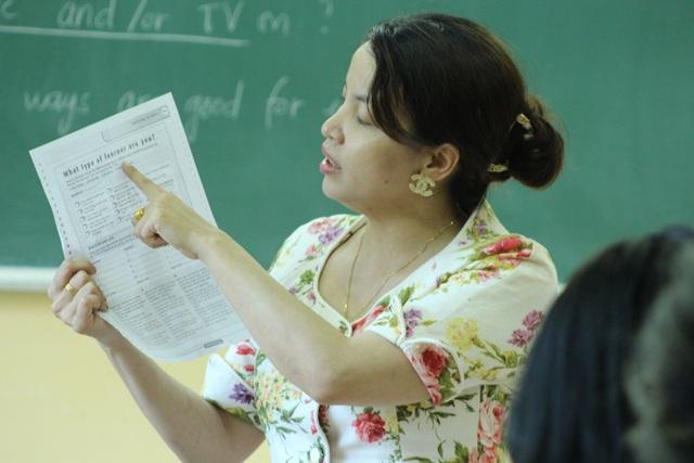 Nữ giảng viên khuyết tật trở thành thủ lĩnh của sinh viên đất Cảng - 4