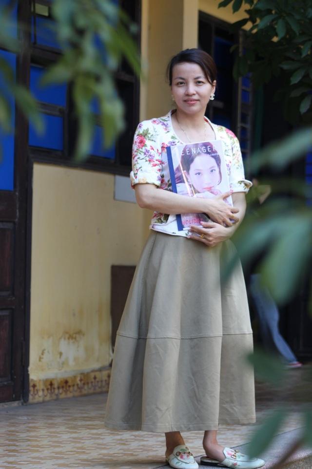 Nữ giảng viên khuyết tật trở thành thủ lĩnh của sinh viên đất Cảng - 6