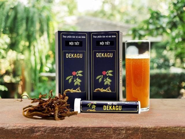 Viên sủi Dekagu, niềm hy vọng mới cho phụ nữ mất cân bằng nội tiết - 2