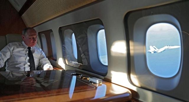 Cựu phi công kể về các chuyến bay chuyên cơ của ông Putin  - 1