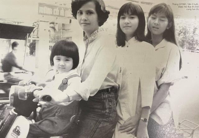 Lương Thùy Linh khoe nhan sắc của mẹ thời trẻ đẹp như Hoa hậu - 3