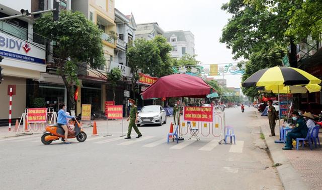 Vĩnh Phúc: Chủ tịch thị trấn Yên Lạc bị tạm đình chỉ công tác - 1