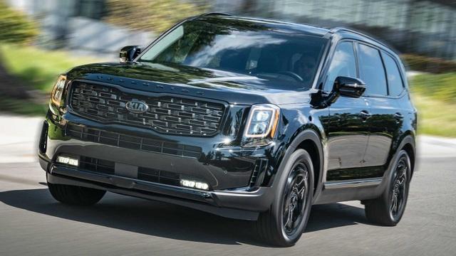 Điều gì khiến Kia Telluride được bán với giá như SUV hạng sang tại Mỹ? - 1