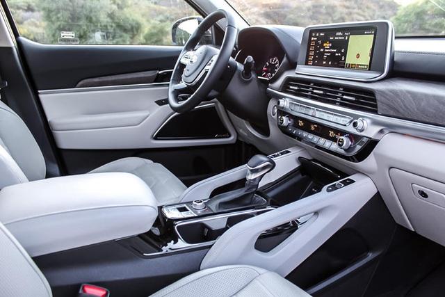 Điều gì khiến Kia Telluride được bán với giá như SUV hạng sang tại Mỹ? - 3