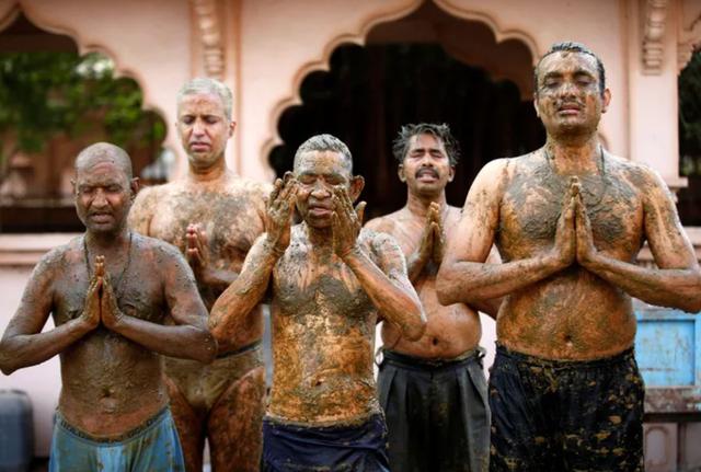 Phân bò chứa chất gì mà dân Ấn Độ bôi lên cơ thể, hy vọng chống Covid-19? - 2