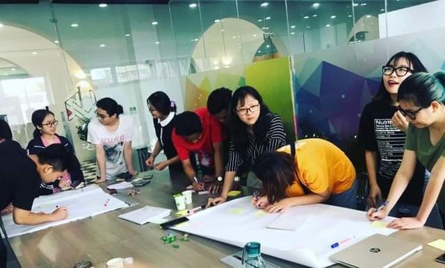 Mô hình Fablab: Nâng cao năng lực đổi mới sáng tạo cho sinh viên Kỹ thuật Môi trường - 3