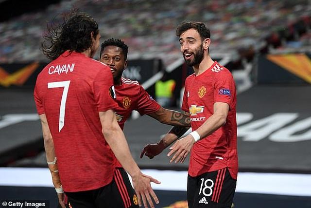 Man Utd giữ chân Cavani, Bruno Fernandes muốn bổ sung hai tân binh - 1