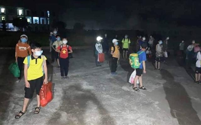 Nam Định: Học sinh lớp 6 dương tính với SARS-CoV-2 - 1
