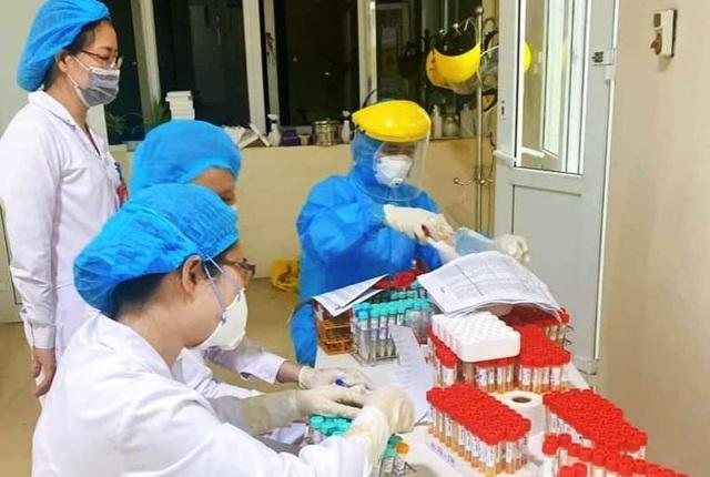 Thái Bình: Thêm 2 ca dương tính với SARS-CoV-2 - 1