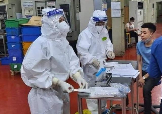 Chủ tịch Bắc Giang đề nghị công an điều tra vụ Covid-19 lan nhanh từ KCN - 1