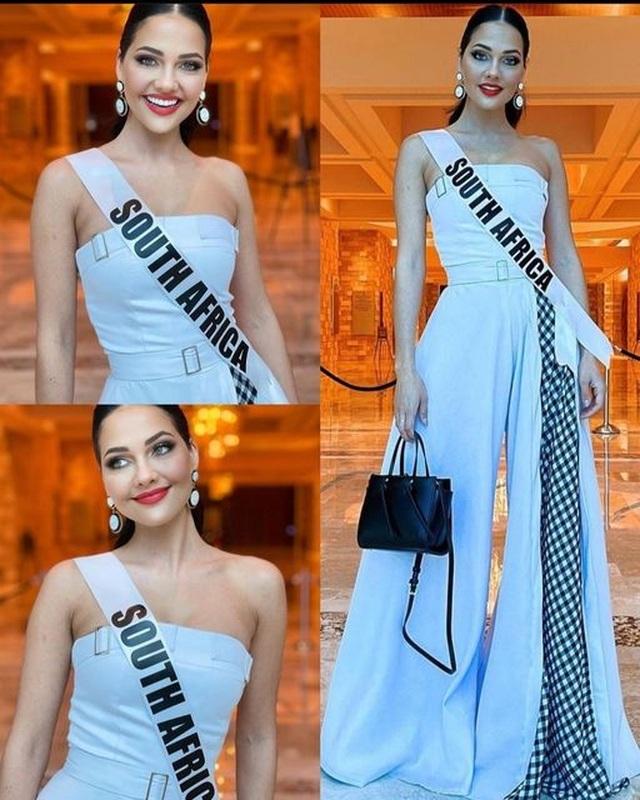 Khánh Vân ghi điểm khi giúp người đẹp Myanmar không may bị mất hành lý - 29