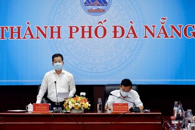 Bí thư Đà Nẵng: Chưa giãn cách xã hội, xử lý người loan tin phong tỏa - 1