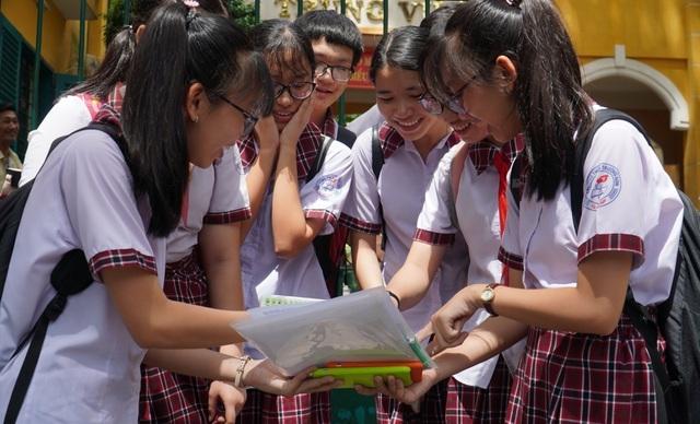 Học trò TPHCM thi lớp 10 vào ngày 2/6 và 3/6 - 1