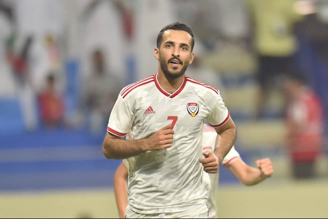 Quyết đấu đội tuyển Việt Nam, UAE bất ngờ loại ngôi sao số một - 2