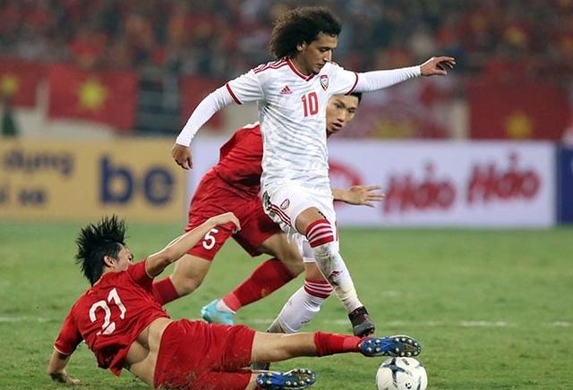 Quyết đấu đội tuyển Việt Nam, UAE bất ngờ loại ngôi sao số một - 1