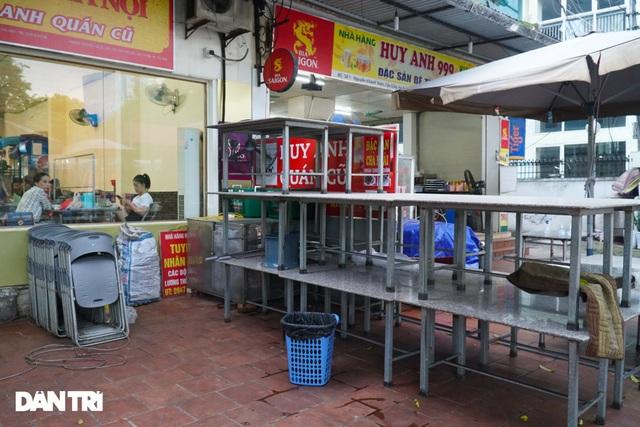 Hàng loạt quán bia ở Hà Nội gấp rút đóng cửa tạm thời vì dịch Covid-19 - 9
