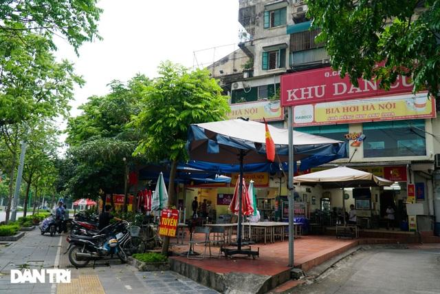 Hàng loạt quán bia ở Hà Nội gấp rút đóng cửa tạm thời vì dịch Covid-19 - 8