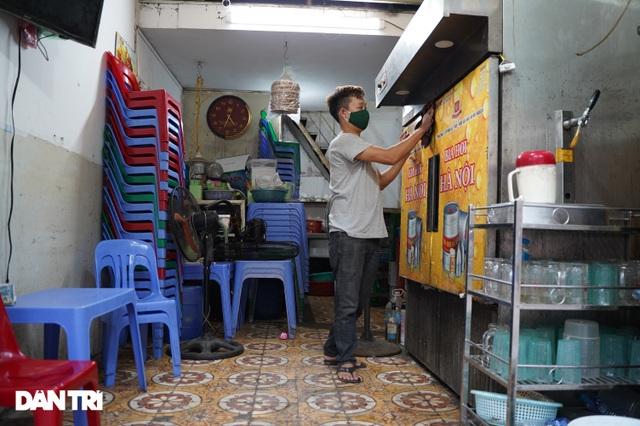 Hàng loạt quán bia ở Hà Nội gấp rút đóng cửa tạm thời vì dịch Covid-19 - 7