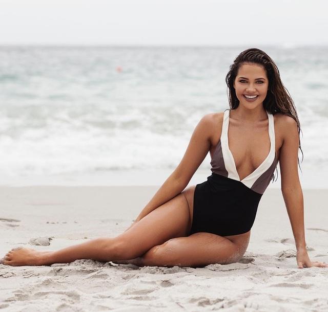 Gương mặt thiên thần và thân hình nóng bỏng của Hoa hậu Hoàn vũ Nam Phi - 28