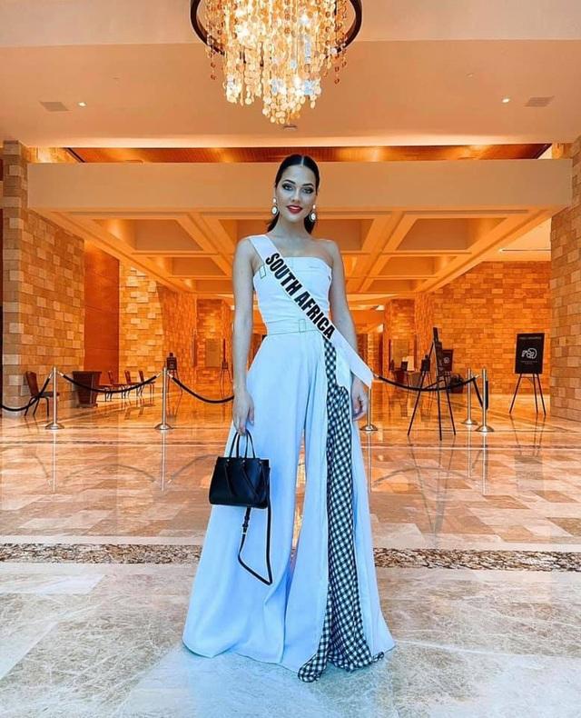 Gương mặt thiên thần và thân hình nóng bỏng của Hoa hậu Hoàn vũ Nam Phi - 15