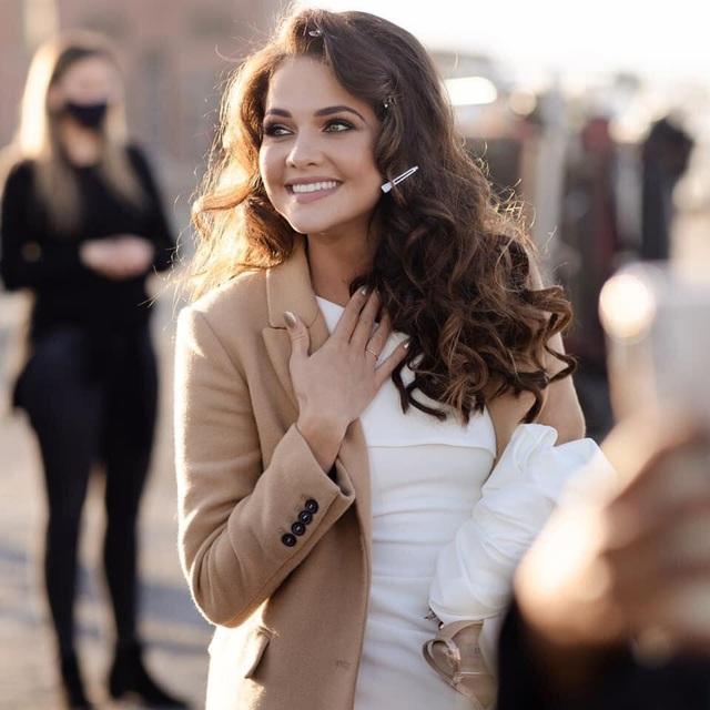 Gương mặt thiên thần và thân hình nóng bỏng của Hoa hậu Hoàn vũ Nam Phi - 29