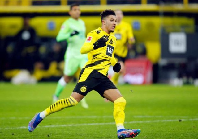 Sau Cavani, Man Utd quyết tất tay thương vụ chiêu mộ Jadon Sancho - 1