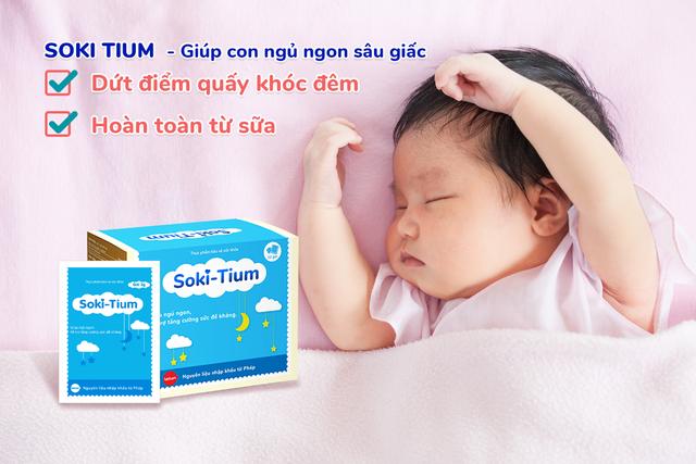 Giúp trẻ ngủ ngon - Bài toán khó ở các hệ thống Pharmacy nay đã có lời giải - 2