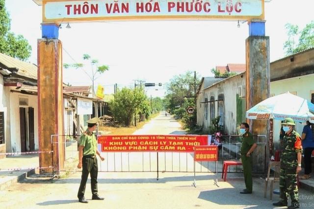 Thừa Thiên Huế phát hiện ca thứ 4 nhiễm virus SARS-COV-2 - 1