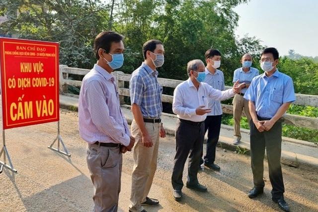 Thừa Thiên Huế chuẩn bị kịch bản giãn cách xã hội toàn tỉnh - 1